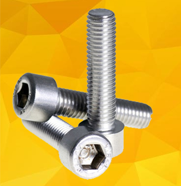 SS Allen Cap Screw